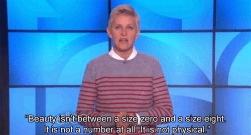 She shows her wisdom on a daily basis on The Ellen Show. | What's Your Favorite Ellen Degeneres Quote?