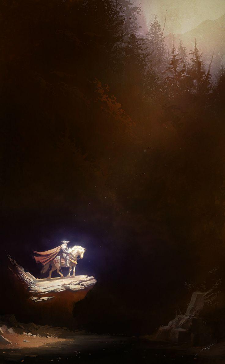 A Mystical Encounter