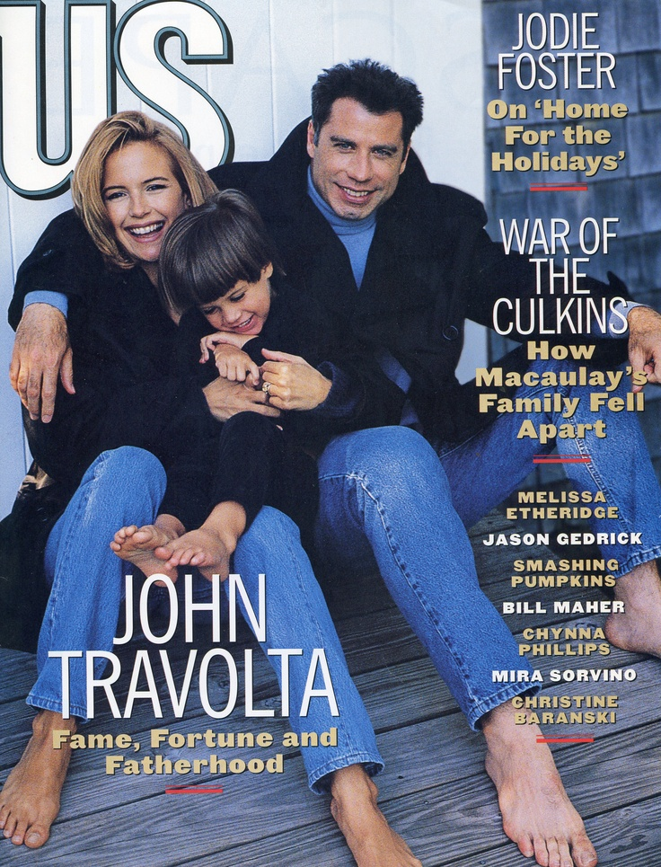 John Travolta Us Magazine Covers Pinterest Magazines
