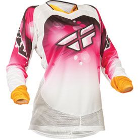 Fly Racing Kinetic Ladies Jersey 2014 | Riding Gear | Rocky Mountain ATV/MC