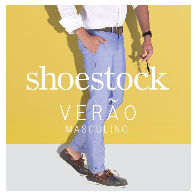 Pura elegância! #shoestock #modaparaeles #sider #verao2015  Ref 07.01.0076