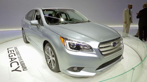 Video: A closer search at the 2015 Subaru Legacy - http://www.justcarnews.com/video-a-closer-search-at-the-2015-subaru-legacy.html