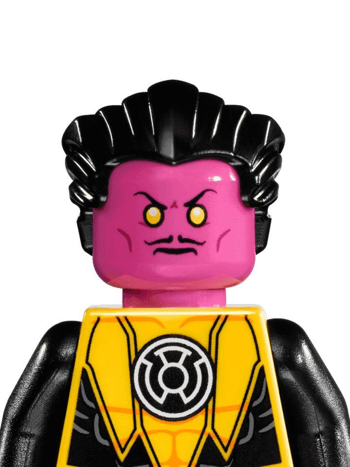 Sinestro - Characters - DC Comics Super Heroes LEGO.com