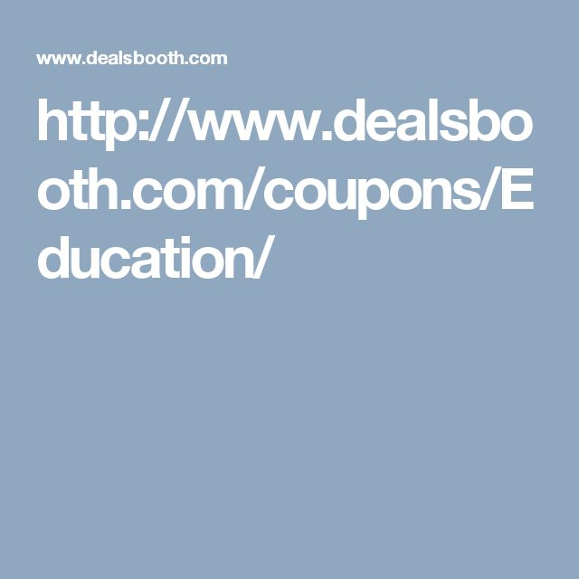 11 best education coupons images on pinterest coupon coupons and dealsbooth provides you the coupons discounts special offers for educational toys toys for education and learning toys for kids and children that engage fandeluxe Image collections