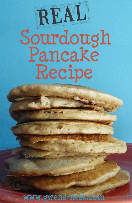 Real Sourdough Pancake recipe...the perfect E fueled Trim Healthy Mama breakfast!