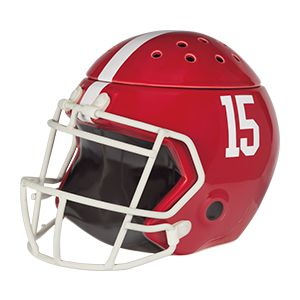 University of Alabama Football Helmet Warmer ELEMENT. Visit crystalkerley.scentsy.us to order.