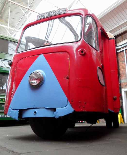 Milk Float from 1965