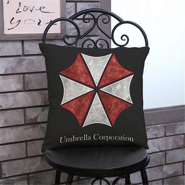 Umbrella Corporation Pillow