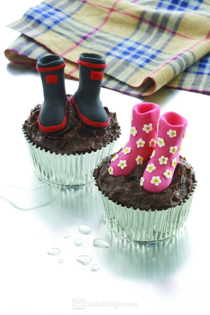 gumboot cupcakes  Kiwiana-Cupcakes-Cake-Pops-and-Whoopie-Pies