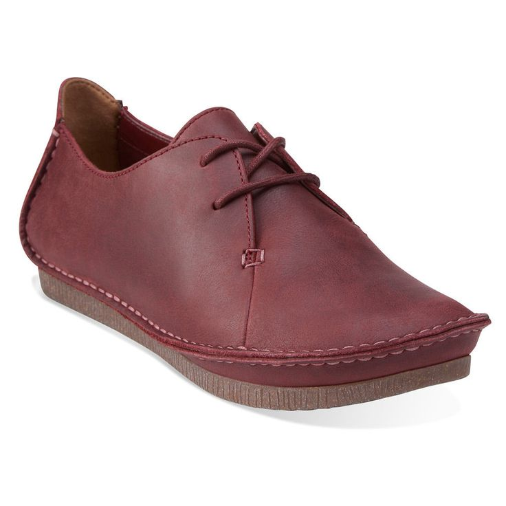 Clarks Women's Janey Mae #Clarks #Oxfords