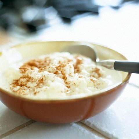 Orez cu lapte - rice pudding.