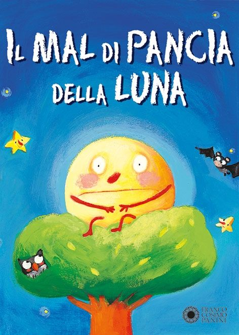 Lorenza Farina, Il mal di pancia della Luna, illustrazioni di Lucia Salemi