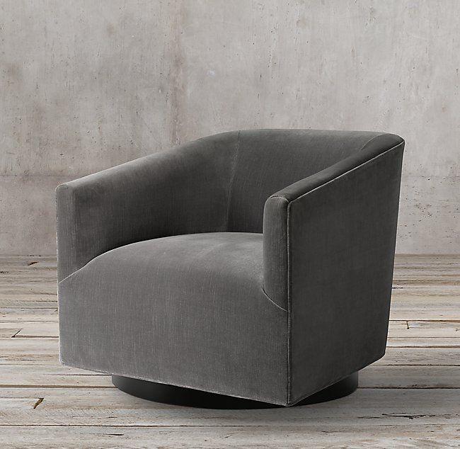 swivel living room chairs modern. 1950s Italian Shelter Arm Upholstered Swivel Chair  ChairsLake HousesLiving Room Best 25 swivel chairs ideas on Pinterest Asian