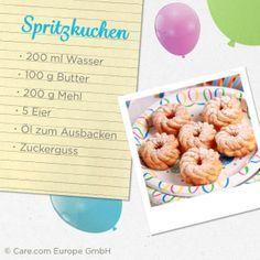 Spritzkuchen
