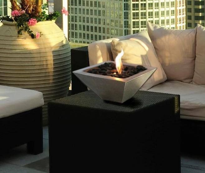 25 best ideas about ethanol fireplace on pinterest - Chimenea de mesa ...
