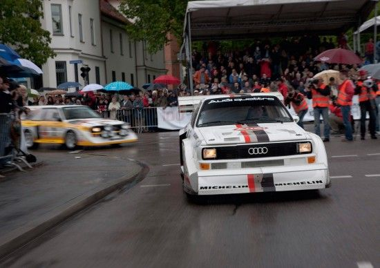 Audi Sport Quattro S1 E2 Picture #17, 1985