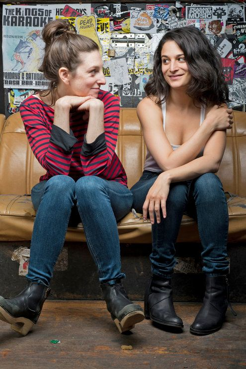 Jenny Slate in Gillian Robespierre's 'Obvious Child' - NYTimes.com