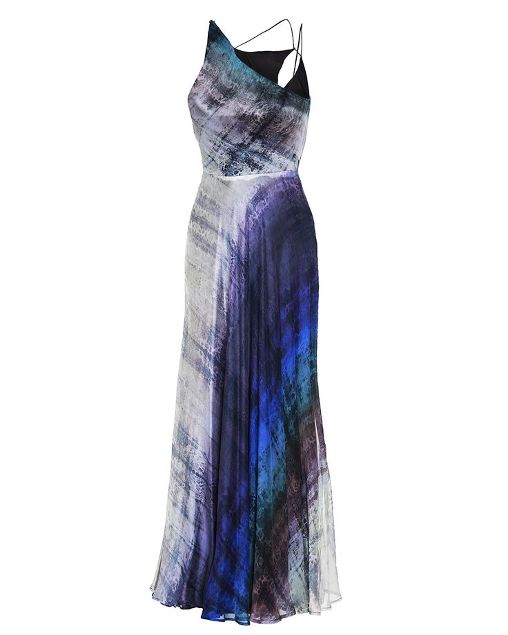 Animal print glamour maxi dress, available on www.46664fashion.com or Stuttafords stores, South Africa