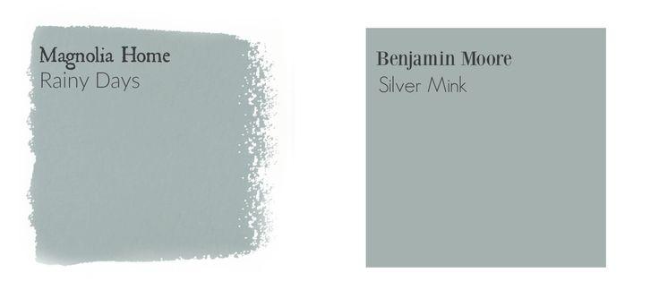 Magnolia  color match to Benjamin Moore