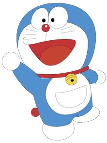 HELLO,I AM DORAEMON.