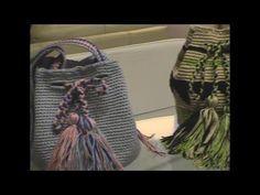 CURSO GRATIS CROCHET: Cómo tejer una mochila estilo Wayuú paso a paso | Crochet y Dos agujas - Patrones de tejido