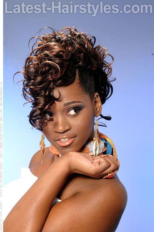 45 Flattering Weave Hairstyles for Black Women in 2019  Curls We Covet  Hair styles Curly