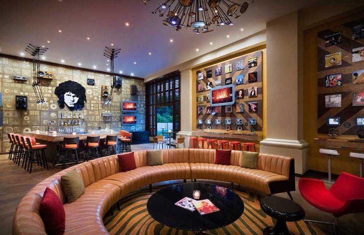 Hard Rock Riviera Maya - Hotel musicali