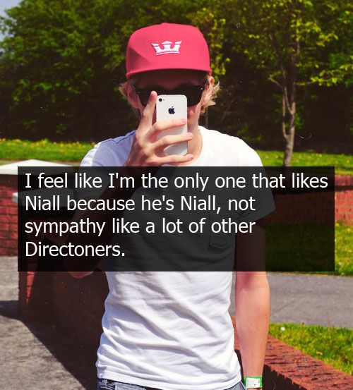 exactly!! Change that to DirectionATORS!! I love Niall for being so sweet and funny and his laugh is amazayn(:: Angel, Sweet, I Love You, Boys, Babes Xx, Nialler Girls, Niall Horan, So Funny, Niall Girls