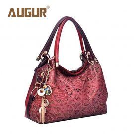 Fashion Hollow Out Retro Carved Handbag