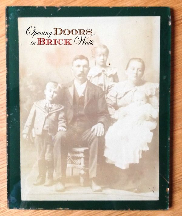 While doing these posts I've opened several doors in Joe's brick walls. Joe is my 4th cousin once removed through my 4th great-grandparents Landon S. GOWING and Sally CRISP. #genealogy @oldphotos
