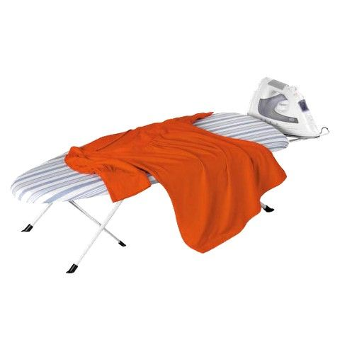 Folding Tabletop Ironing Board - $16.99 at target.com.
