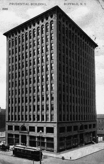 Louis Sullivan The Tall Office Building Artistically Considered