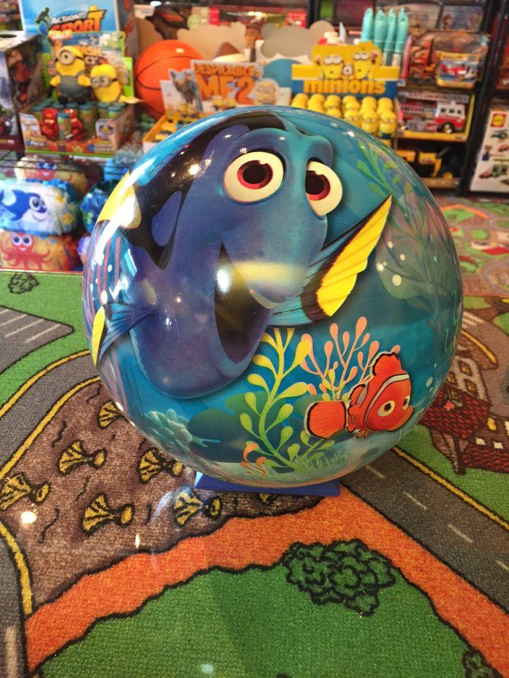 Ballon Nemo Doris 9 Pouces Prix 5.99$. Disponible dans la boutique St-Sauveur (Détaillant des Laurentides) Boîte à Surprises, ou en ligne sur www.laboiteasurprises.ca ... sur notre catalogue de jouets en ligne, Livraison possible dans tout le Québec($) 450-240-0007 info@laboiteasurprises.ca  #stsauveur2016 Payez moins cher, obtenez en plus ici.