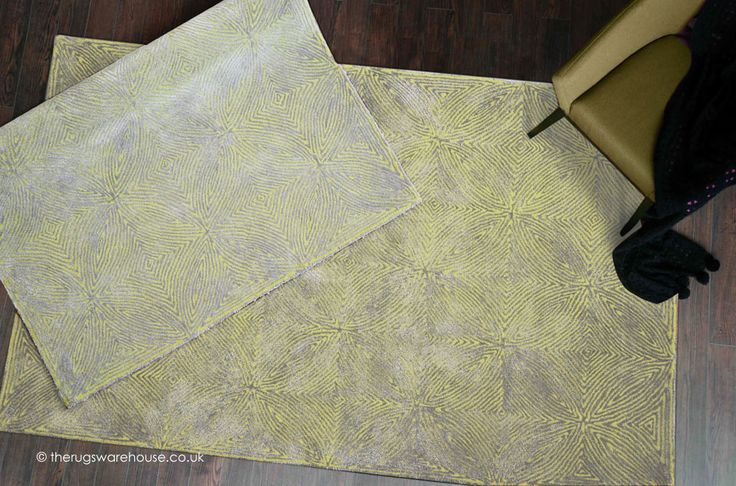 Leora Lime Rug (hand-tufted, wool & viscose mix) http://www.therugswarehouse.co.uk/green-rugs/leora-lime-rug.html