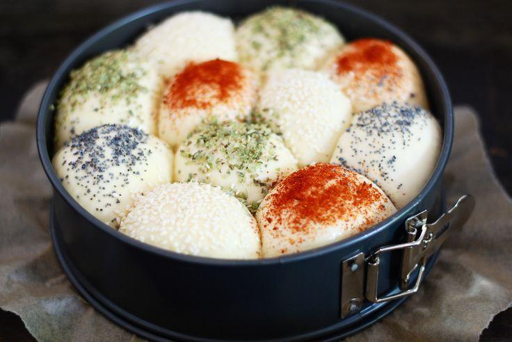 Saftigaste brytbrödet med olika toppings | Catarina Königs matblogg