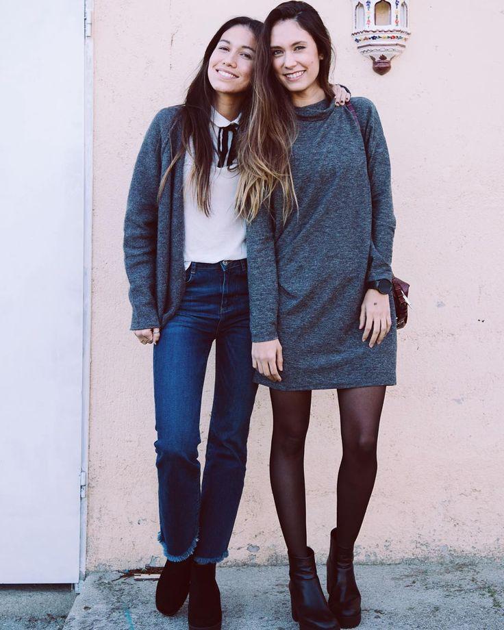 """6,733 Me gusta, 46 comentarios - Melissa Villarreal (@melissavillarreal) en Instagram: """"Villarreal girls ~~~ #sisters #helloMonday. Pic by: @motts_afm"""""""