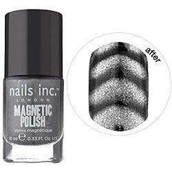 Magnetic Nail polish  Sephora $ 16.00