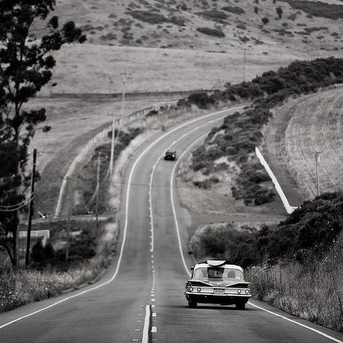 Carretera y manta...