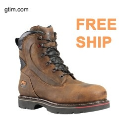Timberland PRO 53537 Thermal Force 8 Inches Men's Steel Toe Boots