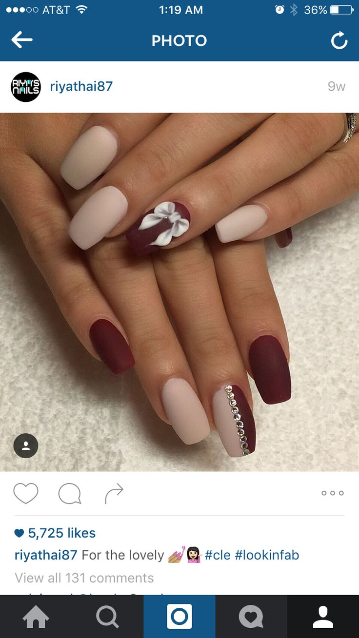 61 best Nails. images on Pinterest | Casket nails, Coffin nail and ...