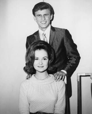 Bobby Rydell and Shelley Fabares