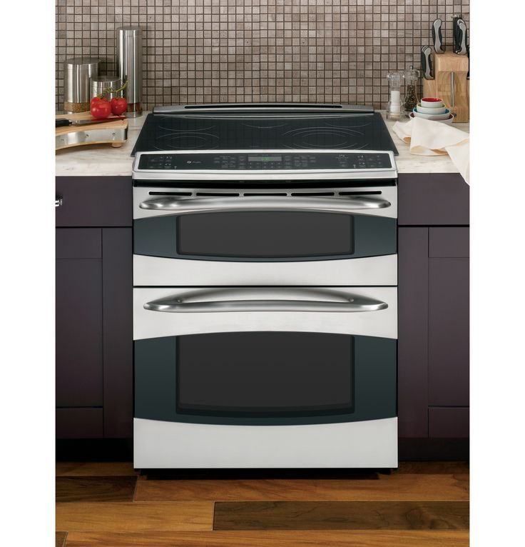 Ps978stss Ge Profile Slide In Double Oven Electric