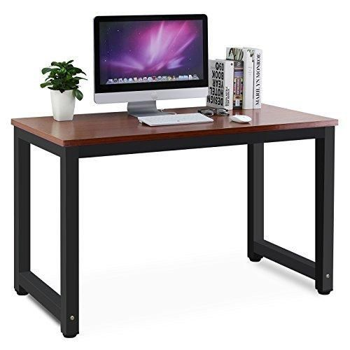 Tribesigns modern simple style computer desk pc laptop - Computer and study table designs for home ...