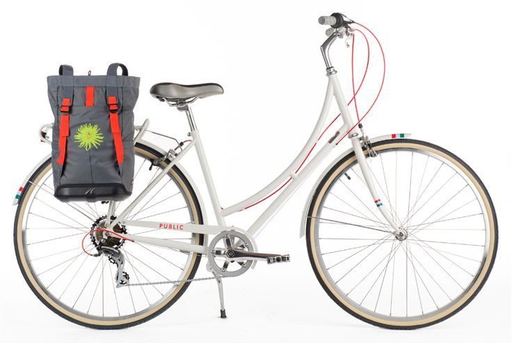 Ballard Market Single Pannier.  I will be the envy of all the other bikey people on the path.