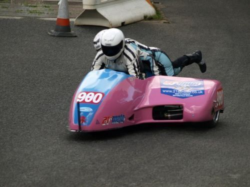 SIDECAR F2 RACING SUZUKI SUPERCHARGED ROAD REGISTERED SPARES DELIVERY UK EUROPE