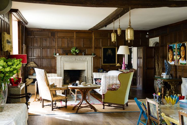 22 best wood paneling images on pinterest wood paneling wood walls and panelling - Lindsey adelman chandelier knock off ...