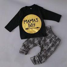 Pasgeboren little Kids jongens kleding set Baby boy kleding mode peuter baby kleding, peuter bebe set Leeftijd 0-2 jaar C6275