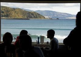 Maranui Cafe, Island Bay