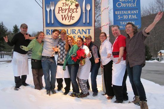 Platinum Palate: Recipes for Vermont Maple Chicken and Ali's Quinoa Meatballs by Renowned Chef Amy Chamberlain (The Perfect Wife Restaurant & Tavern) in Manchester, Vermont!