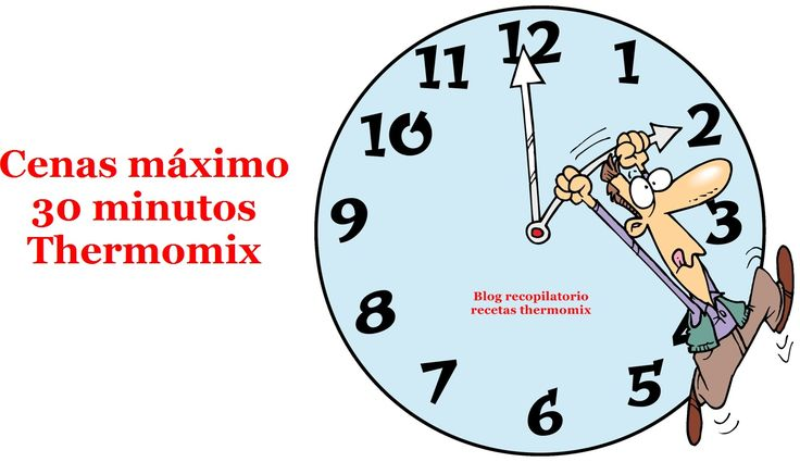 cenas thermomix